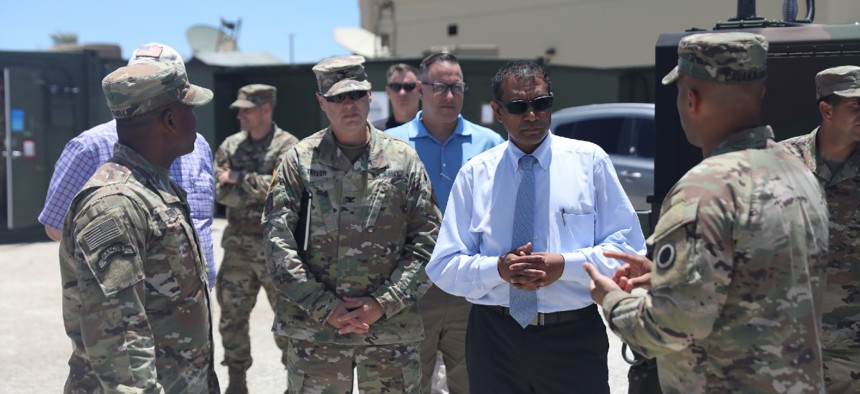 Army Gets Strategic About Going Digital