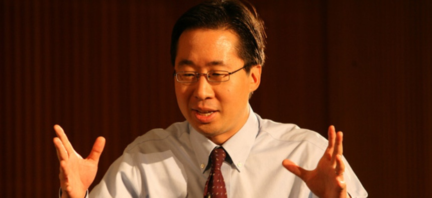 Federal Chief Technology Officer Todd Park