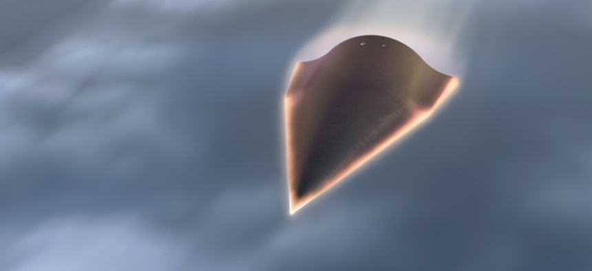 The Falcon Hypersonic Technology Vehicle 2