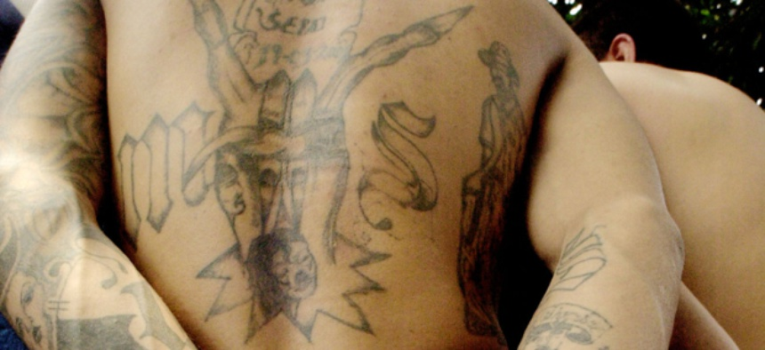 What Does Your Tattoo Say About You The Fbi Wants To Know Nextgov