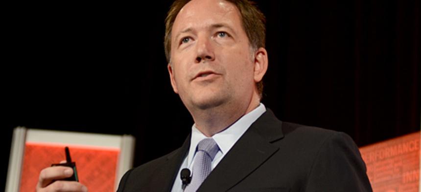 Federal CIO Steven Van Roekel
