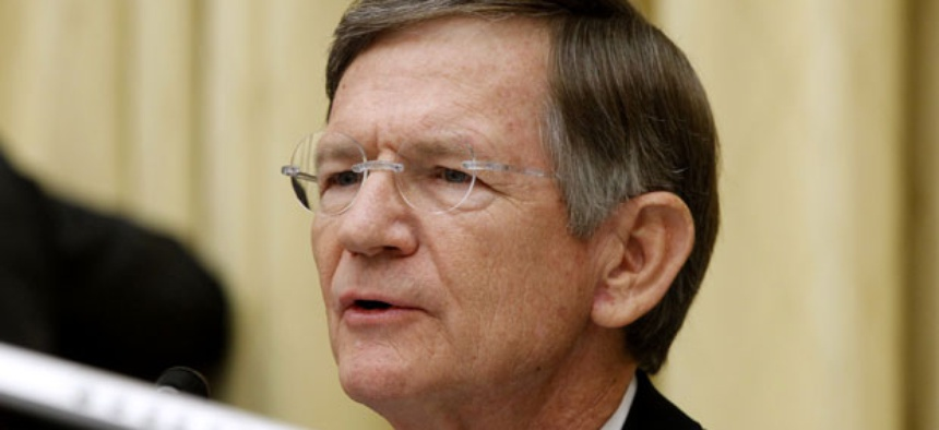 House Judiciary Chairman Lamar Smith, R-Texas, introduced the bill.