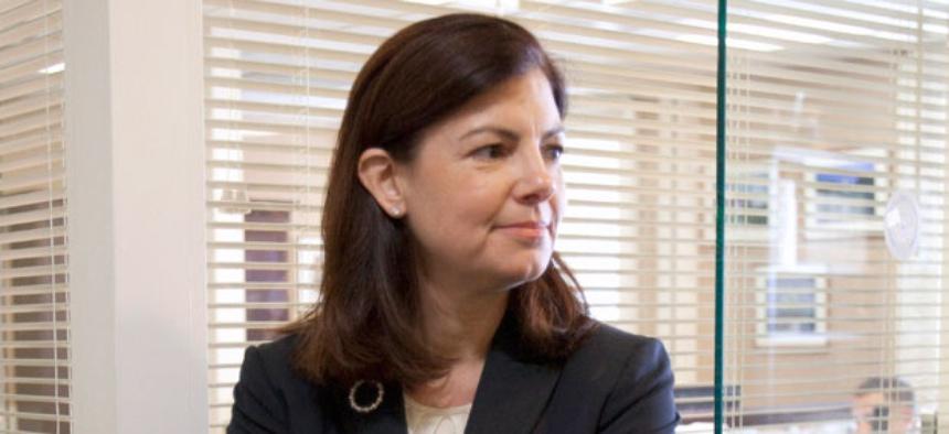 Sen. Kelly Ayotte, R-N.H. in 2011.