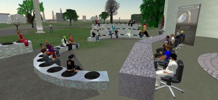 Linden Labs developed Second Life.