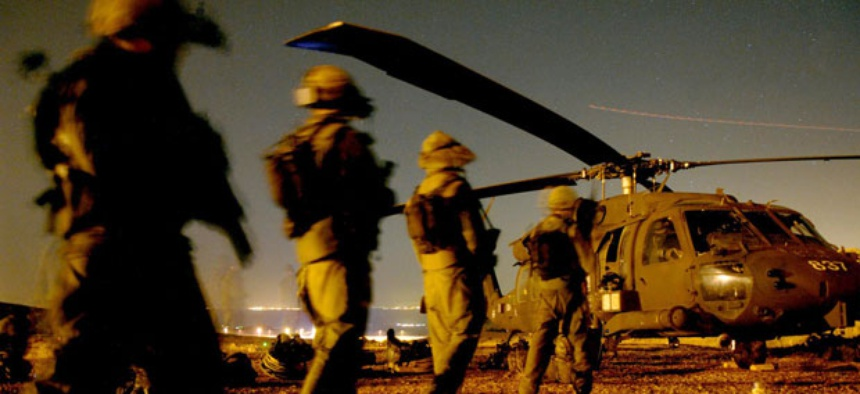 The IDF is participating in the exercise.