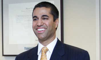 Federal Communications Commissioner Ajit Pai