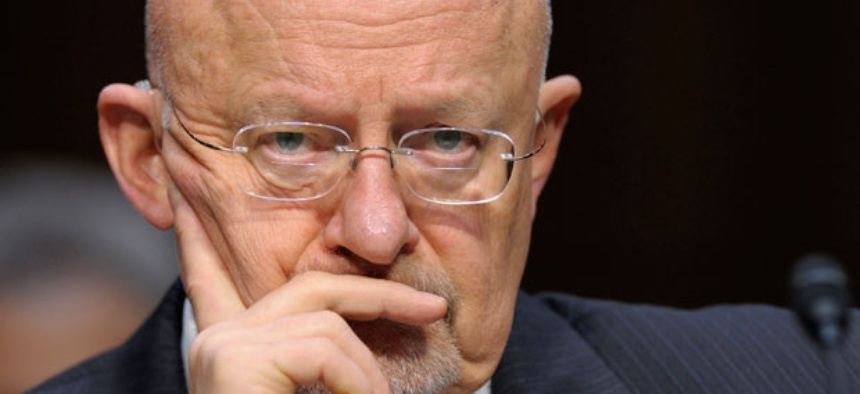 James Clapper, national Intelligence director, testified before the Intelligence Committee on Tuesday.