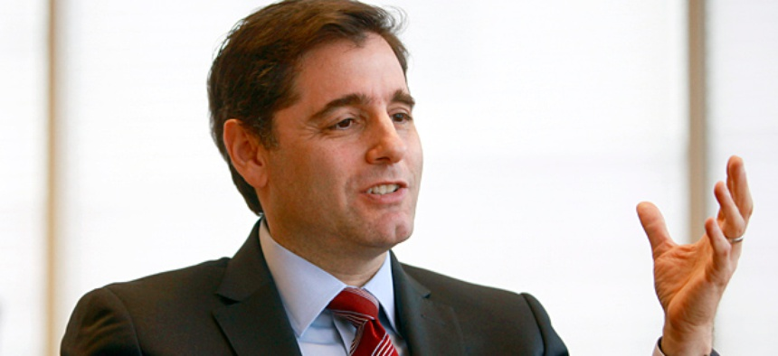 Former FCC Chairman Julius Genachowski