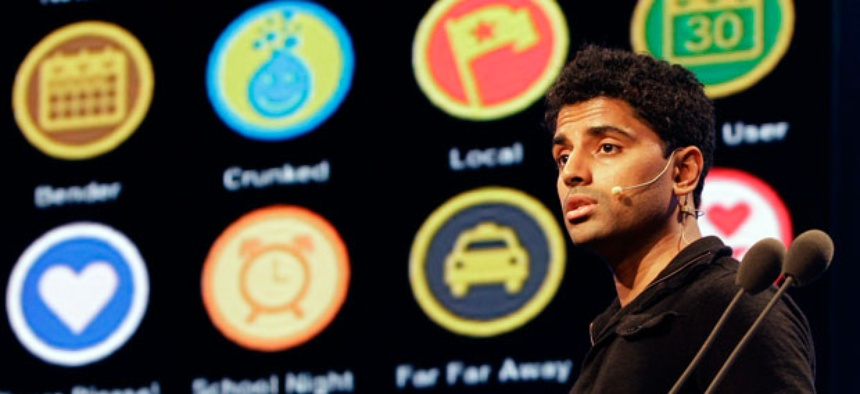 Naveen Selvadurai, a co-founder of Foursquare