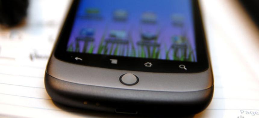 The Nexus One is the model that will go into orbit.