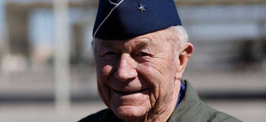 Gen. Chuck Yeager