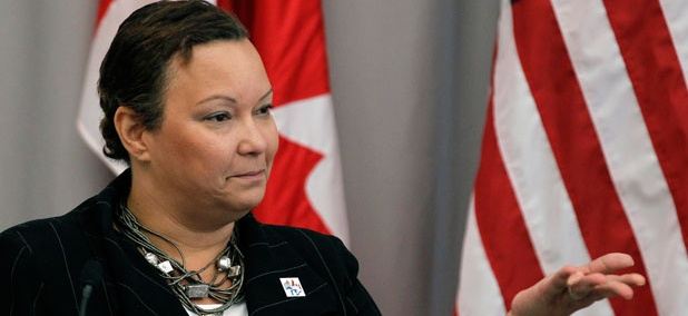 Lisa Jackson stepped down from EPA in 2012.