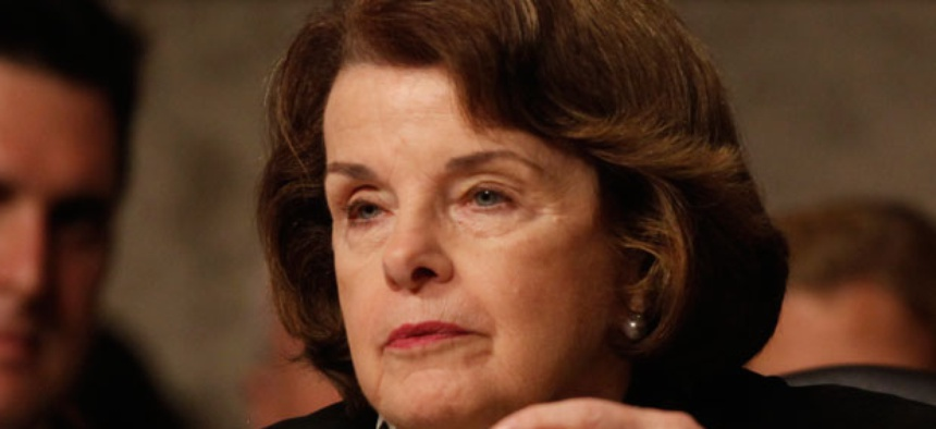 """Mueller's answer came following questioning from California Sen. Dianne Feinstein, who said drones were the """"biggest threat to privacy"""" in America today."""