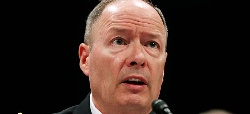 Gen. Keith Alexander testified earlier in the month on the NSA scandal.