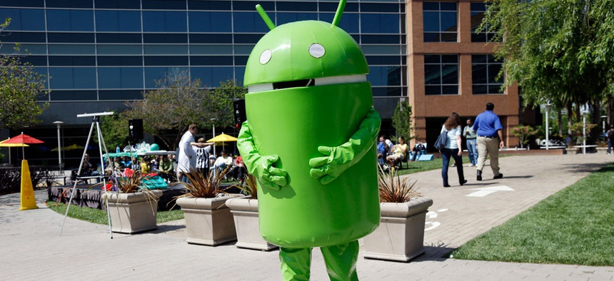 Android could neutralize the vast majority of malware threats out there, the Juniper report said, if it made sure every one of its devices were running the latest version of the operating system.