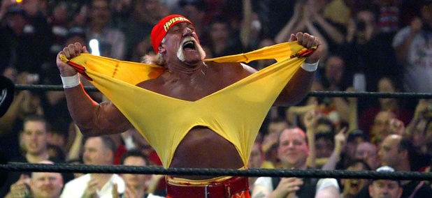 Hulk Hogan participated in WWE's WrestleMania 21  in 2005.
