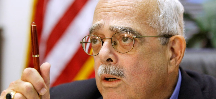 """This is the friendliest, most sympathetic bill you're going to get out of Congress,"" Rep. Gerry Connolly, D-Va., said of the reform act."