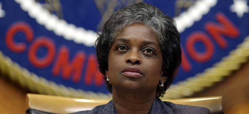 Federal Communications Commission Chairwoman Mingon Clyburn