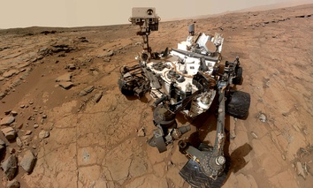 Even the Curiosity Rover will be affected by the government shutdown.