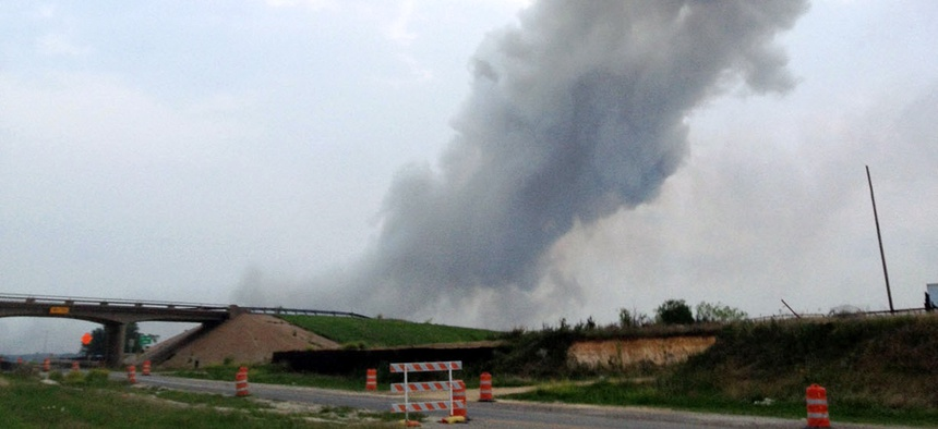 A deadly explosion at a Texas fertilizer plant in April remains under investigation.