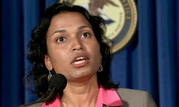 Mythili Raman, Acting Assistant Attorney General for the Criminal Division of the Dept. of Justice
