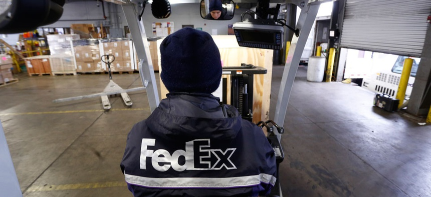 UPS And Fedex Are Also Working On Drone Delivery Systems