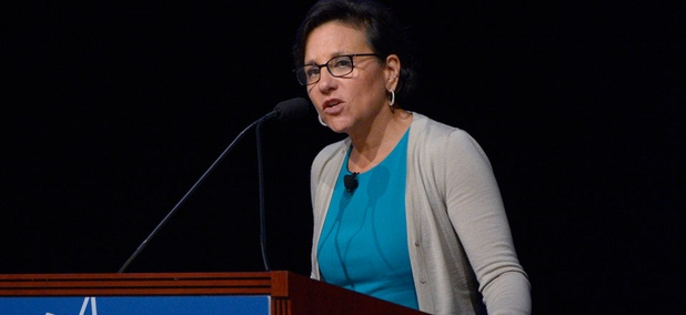 Penny Pritzker, the Hyatt hotel chain heiress and recently confirmed Secretary of Commerce, has been getting questions about national security.