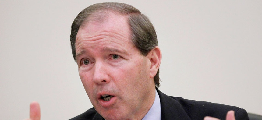 Sens. Tom Udall, D-N.M., (pictured) and Jerry Moran, R-Kansas, introduced the bill.