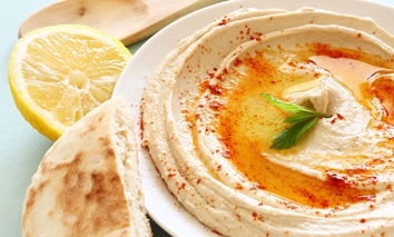 """Hummus""  was among the top trending ""what is"" searches in DC in 2013."