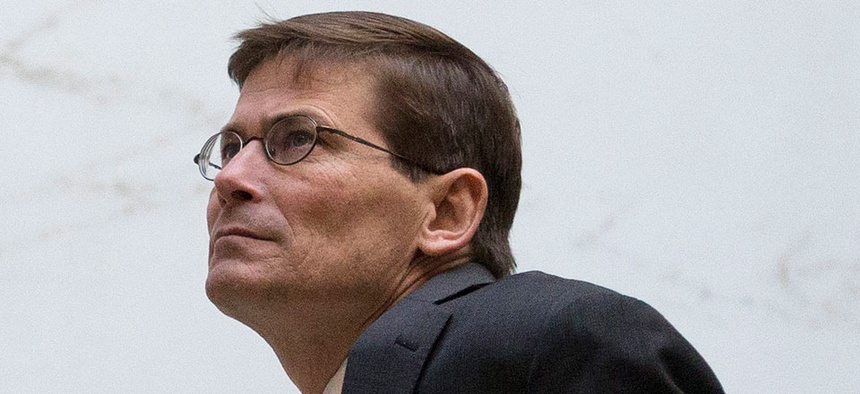 """""""I would argue actually that the email data is probably more valuable than the telephony data,"""" Michael Morell said in a telephone interview."""
