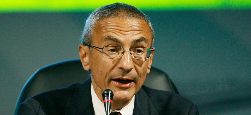 Obama has asked John Podesta to lead a comprehensive review of big data and privacy.