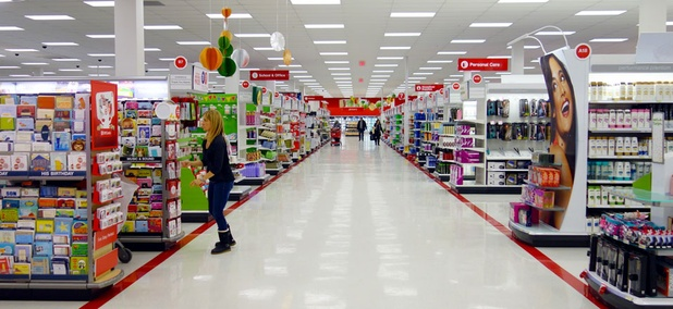 Target experienced a massive data breach in 2013.
