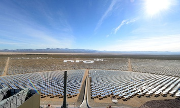 The Ivanpah Solar Electric Generating System