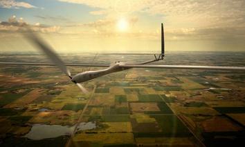 Titan Aerospace's Solara 50 aircraft