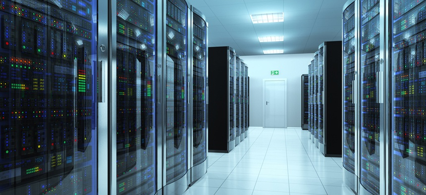 Data center consolidation is one way the government could save money on technology.