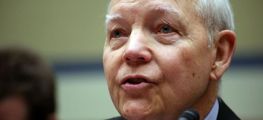 John Koskinen, IRS Commisioner