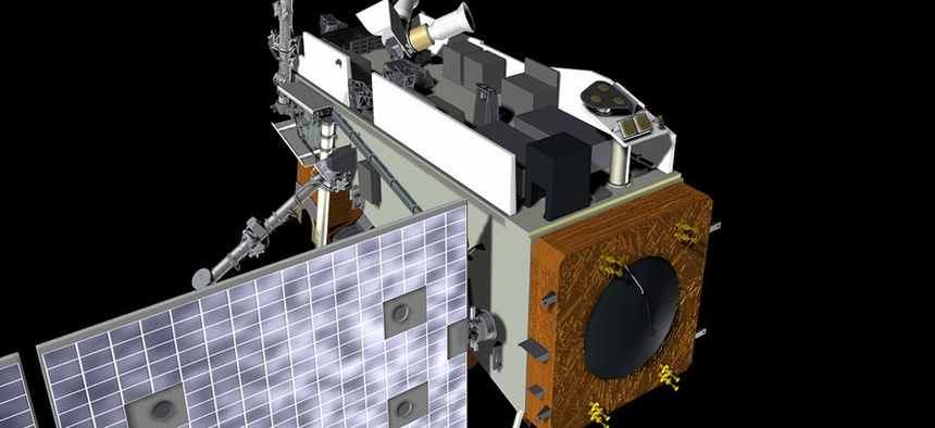The Joint Polar Satellite System