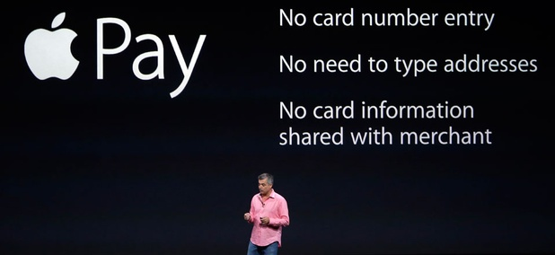 Eddy Cue, Apple Senior Vice President of Internet Software and Services, discusses the new Apple Pay product.