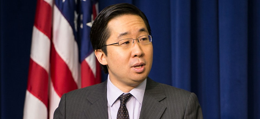 Former Chief Technology Officer Todd Park.