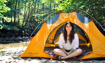 Hipcamp founder Alyssa Ravasio