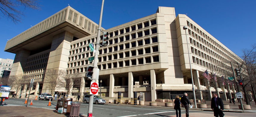 FBI headquarters in Washington