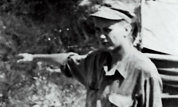 Bob Brewin served in the Marines in Vietnam.
