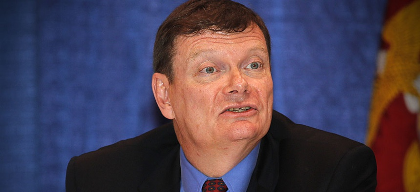 Defense Department CIO Terry Halvorsen