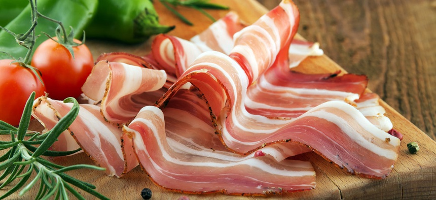 IBM's Watson may have found a way to improve upon the flavor of bacon.