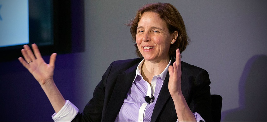 US CTO Megan Smith