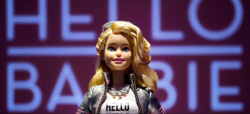 Mattel, in partnership with San Francisco startup ToyTalk, will release the Internet-connected version of Barbie that has real conversations with kids.