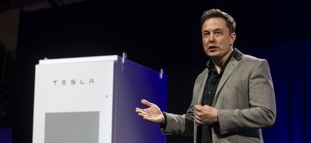 Elon Musk, CEO of SpaceX and Tesla Motors Inc.