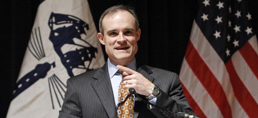 White House Cybersecurity Coordinator Michael Daniel
