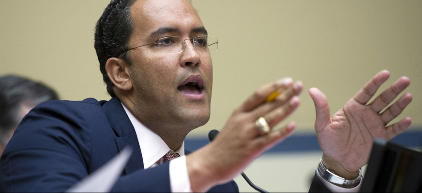 House Oversight and Government Reform Committee member Rep. Will Hurd, R-Texas