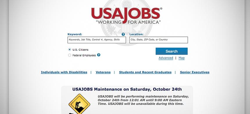 OPM Pilots \'Resume Mining\' for USAJobs - Nextgov